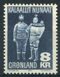 Groenland, michel 119, xx