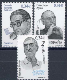 Spanje, michel 4545/47, xx