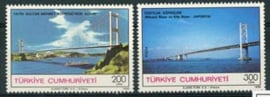 Turkije, michel 2821/22, xx