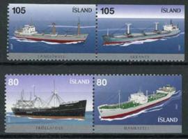 IJsland, michel 1157/60, xx