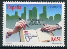 Spanje, michel 4589, xx