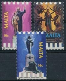 Malta, michel 791/93, xx
