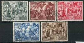 Vaticaan, michel 180/84, o