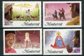 Montserrat, michel 605/08, xx
