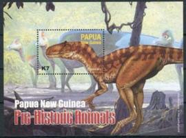 Papua N.Guinea, michel blok 28, xx