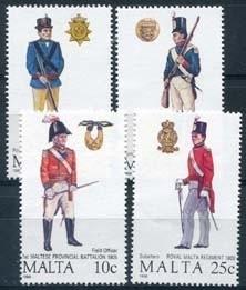 Malta, michel 799/02, xx