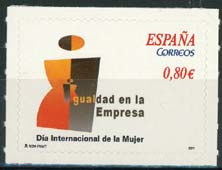 Spanje, michel 4595, xx