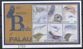 Palau, michel kb 1667/72, xx