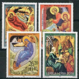 Joegoslavie, michel 3163/66, xx