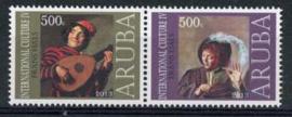 Aruba, nvph 685/86, xx