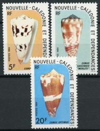 N.Caledonie, michel 728/30, xx