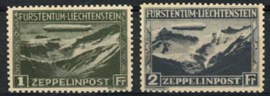 Liechtenstein, michel 114/15, xx