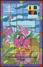Indonesie, zbl. blok 165, xx