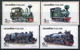 Thailand, michel 1396/99, xx