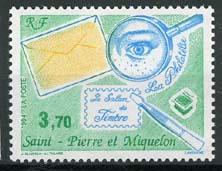 St.Pierre, michel 685, xx