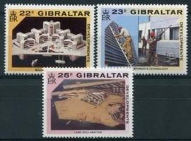Gibraltar, michel 606/08, xx