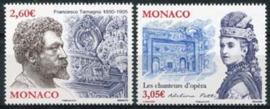 Monaco, michel 3259/60, xx