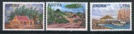 Aruba, nvph 355/57, xx