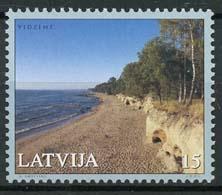 Letland, michel 551, xx