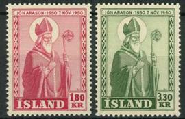 IJsland, michel 271/72, xx