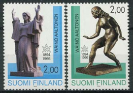 Finland, michel 1242/43, xx