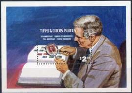 Turks, michel blok 38, xx
