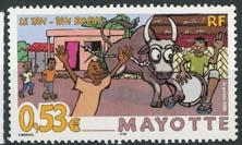 Mayotte , michel 182, xx
