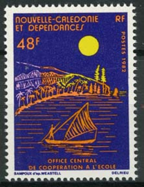 N.Caledonie, michel 699, xx