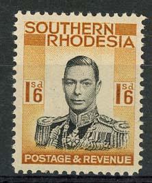 S.Rhodesie, michel 51, x