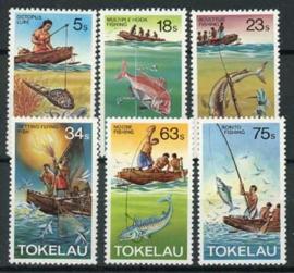 Tokelau, michel 78/83, xx