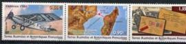 Antarctica Fr., michel 743/45, xx