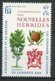 N.Hebriden, michel 310, xx