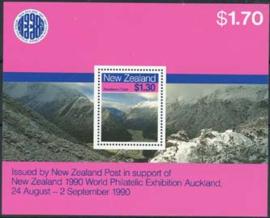 N.Zeeland, michel blok 15, xx