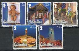 Gibraltar, michel 1058/62, xx