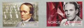 Noorwegen, michel 1890/91, xx