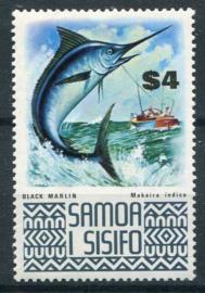 Samoa, michel 297, xx