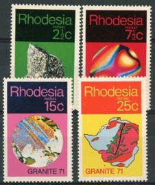 Rhodesie, michel 114/17, xx