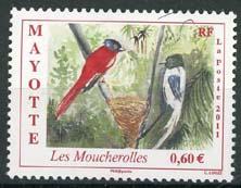 Mayotte, michel 257, xx