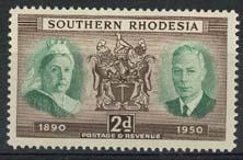 S.Rhodesie, michel 72, xx