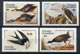 Grenada Gren., michel 647/50, xx