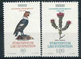 Liechtenstein, michel 1079/80, xx