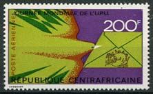 Centrafricain, michel 325, xx
