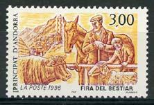 Andorra Fr., michel 502, xx