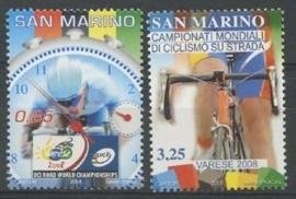 San Marino , michel 2349/50 , xx