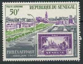 Senegal, michel 394, xx
