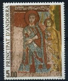 Andorra Fr., michel 365, xx