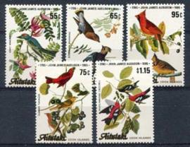 Aitutaki, michel 554/58, xx