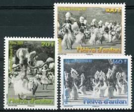 Polynesie Fr., michel 1072/74, xx