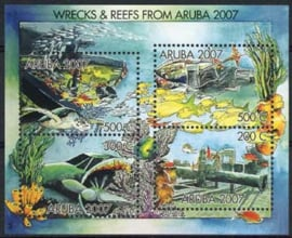 Aruba, nvph 380, xx