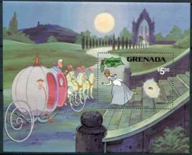 Grenada, michel blok 98, xx